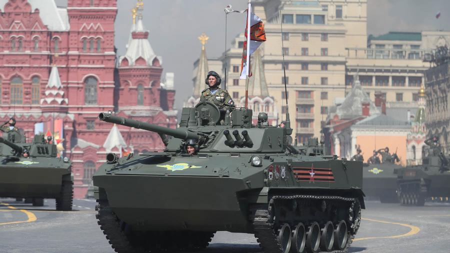 Собянин рассказал о доступе на Красную площадь в день парада Победы