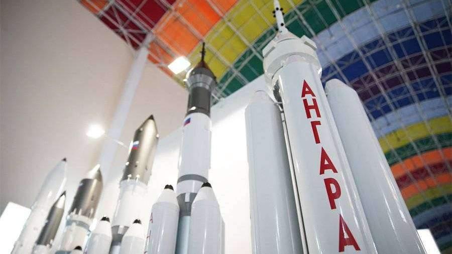 Названы сроки сборки первой «Ангары-А5М» для пилотируемых рейсов