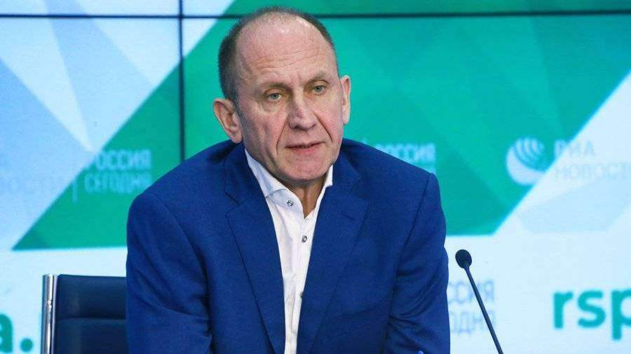 Нуждов заявил о поддержке Майгурова на выборах главы СБР