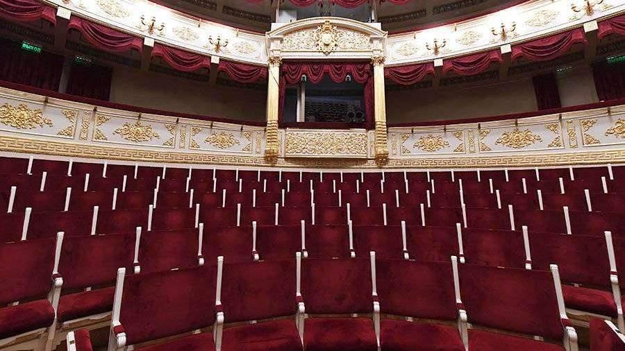В Малом театре прокомментировали требование рассадки в шахматном порядке