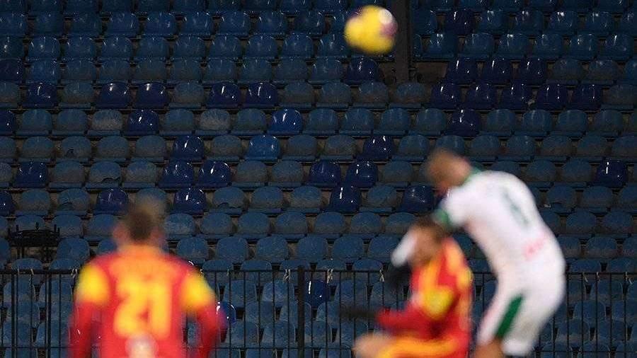 Футболистов РПЛ обяжут соблюдать социальную дистанцию