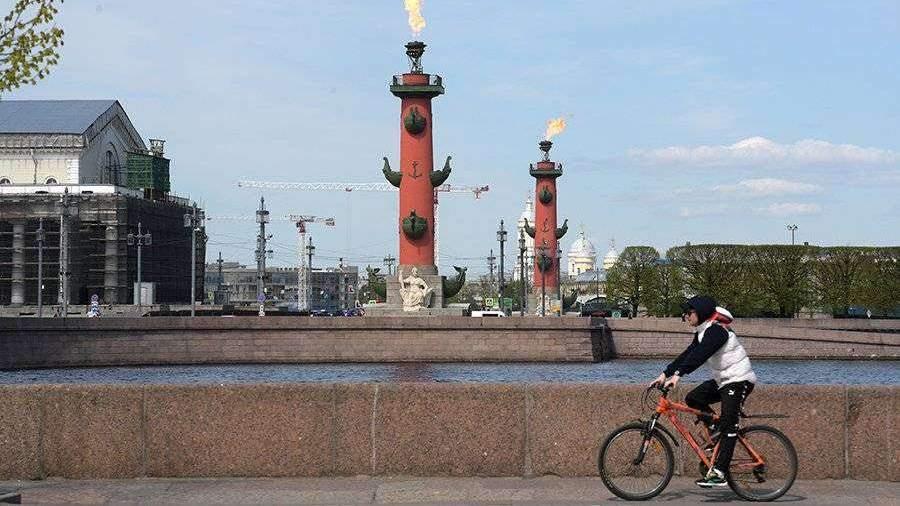 Власти Петербурга назвали даты начала смягчения ограничений