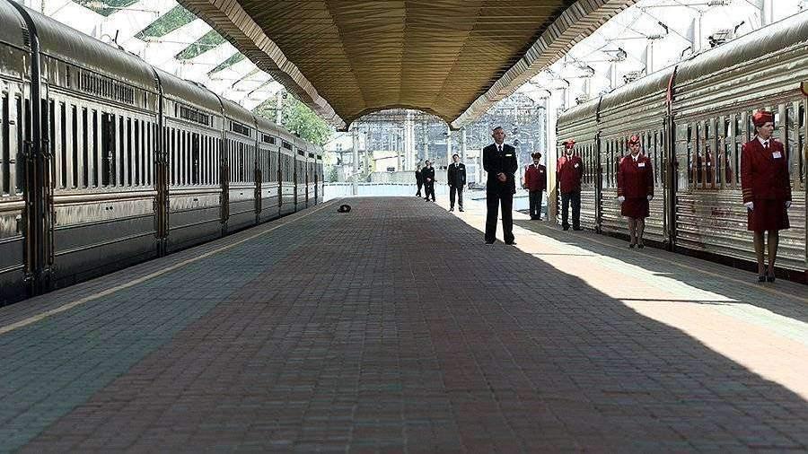 «Гранд сервис экспресс» объявил о возобновлении поезда Москва–Петербург