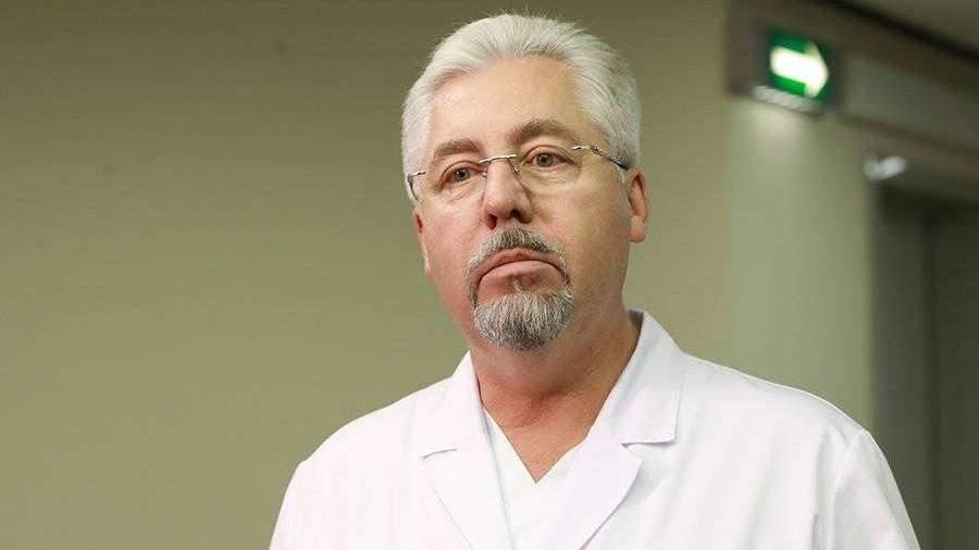 Главврач Боткинской больницы в Москве заразился коронавирусом