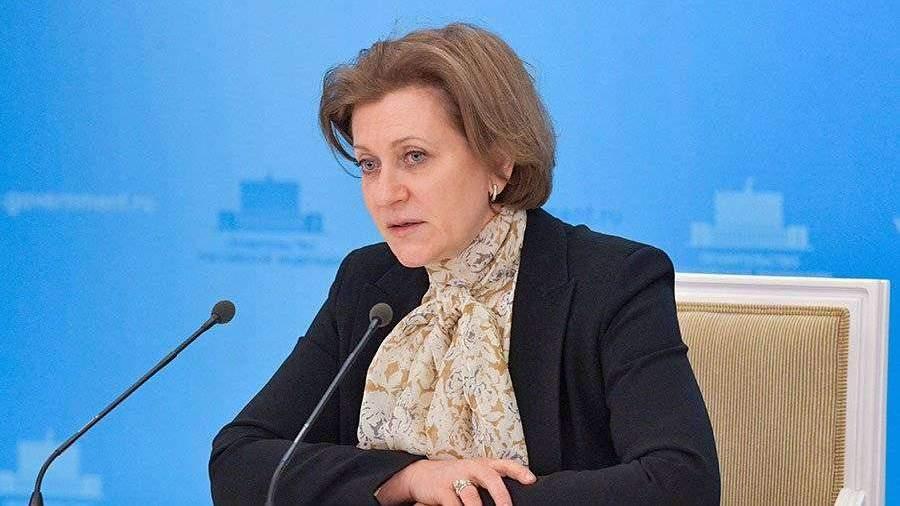 Попова рассказала о снижении доли госпитализируемых с COVID-19