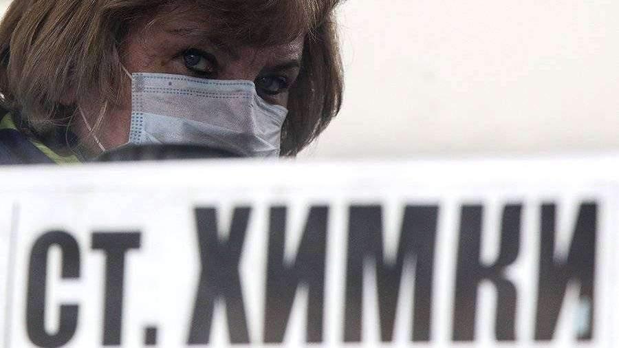 Пассажиров без масок не пустят в транспорт Подмосковья с 12 мая
