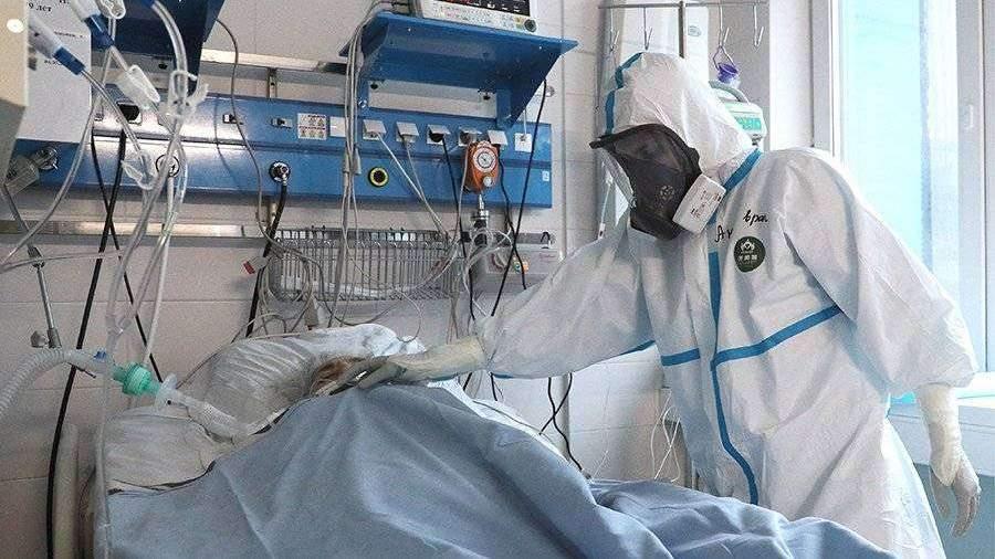 В Забайкалье от коронавируса скончался первый пациент