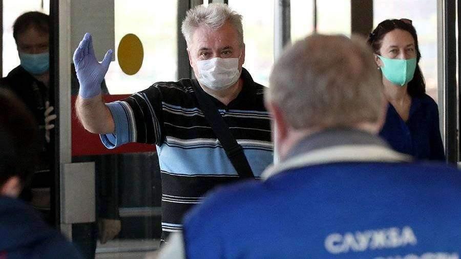 Москвичам без масок в транспорте во вторник будут выносить предупреждения