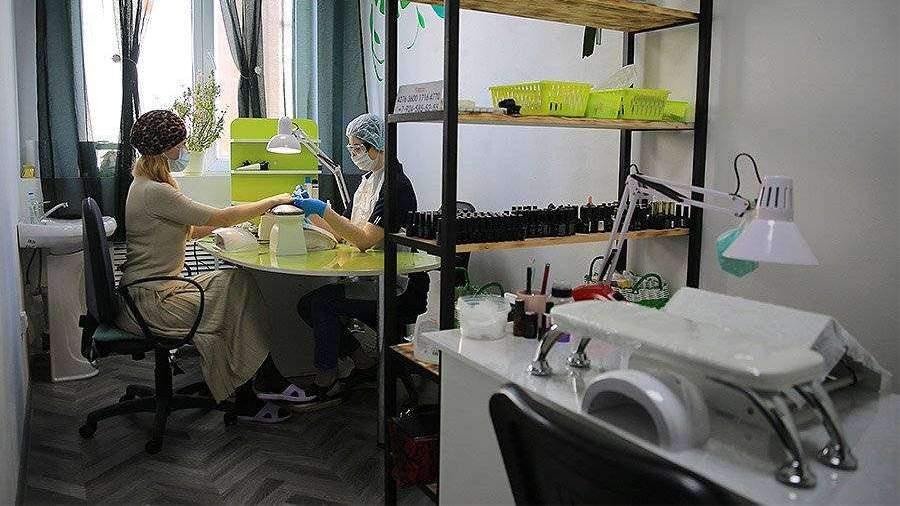 Власти Нижегородской области разрешили работу салонов красоты