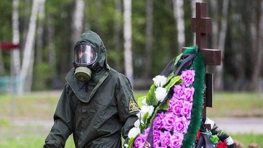 Власти Москвы сообщили о показателях смертности в мае