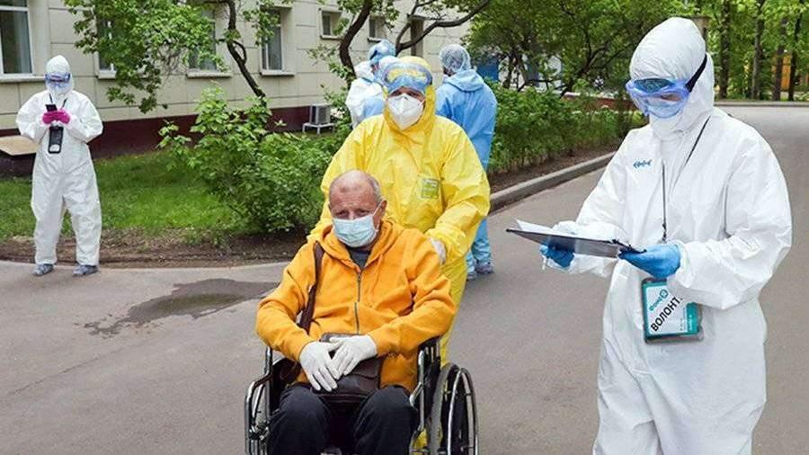 Число выздоровевших после коронавируса в Москве превысило 53 тыс.