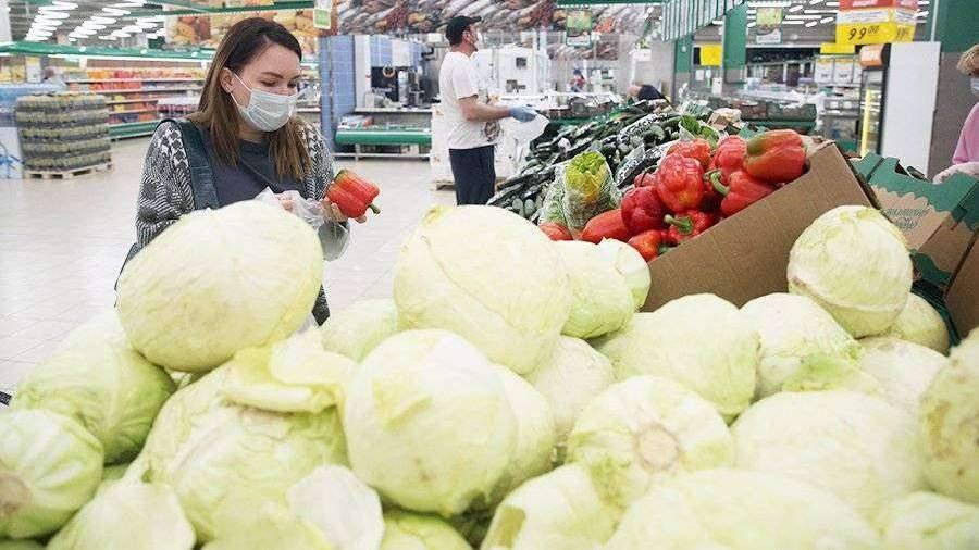 Россияне рассказали о готовности изменить питание из-за коронавируса