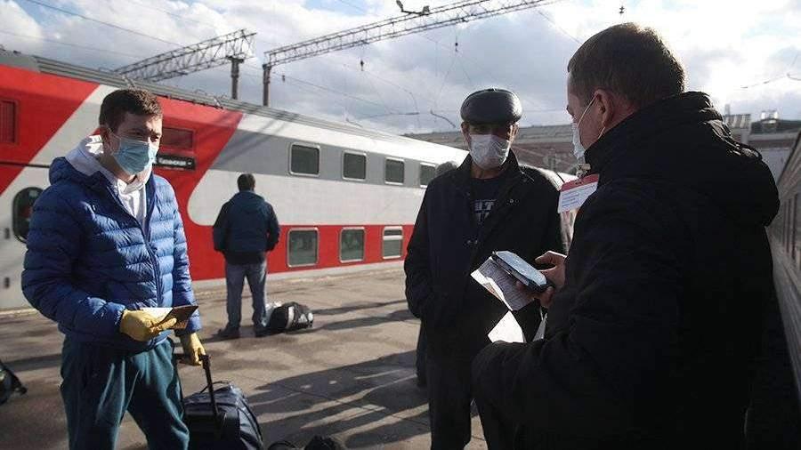 РЖД вернут привычную рассадку в поездах дальнего следования