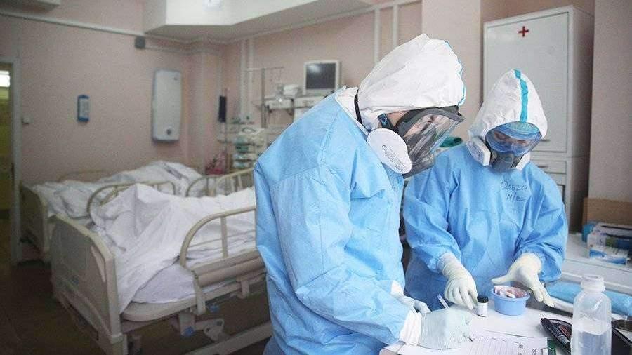 Главврач инфекционной больницы № 2 в Москве назвала число пациентов с COVID-19