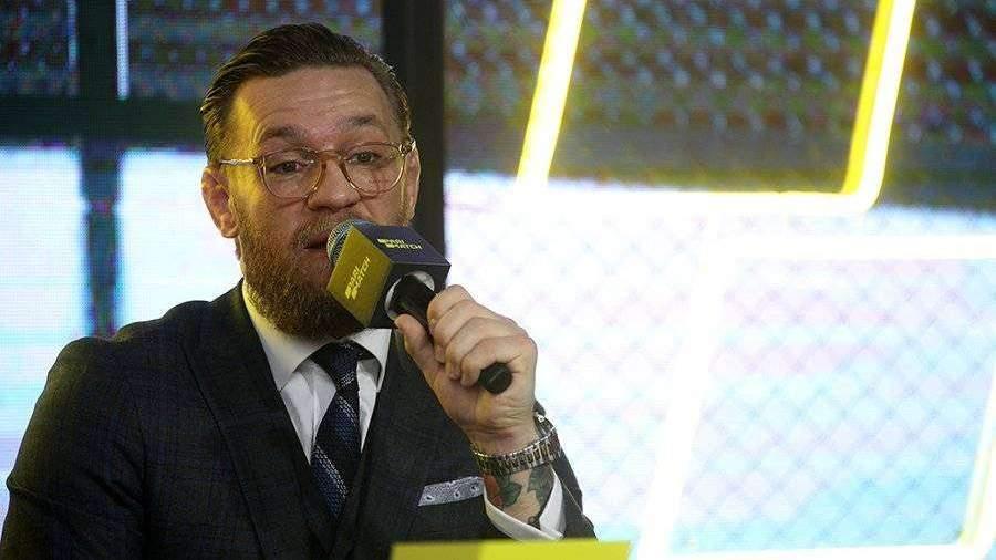 Макгрегор принял вызов боксера Де Ла Хойи