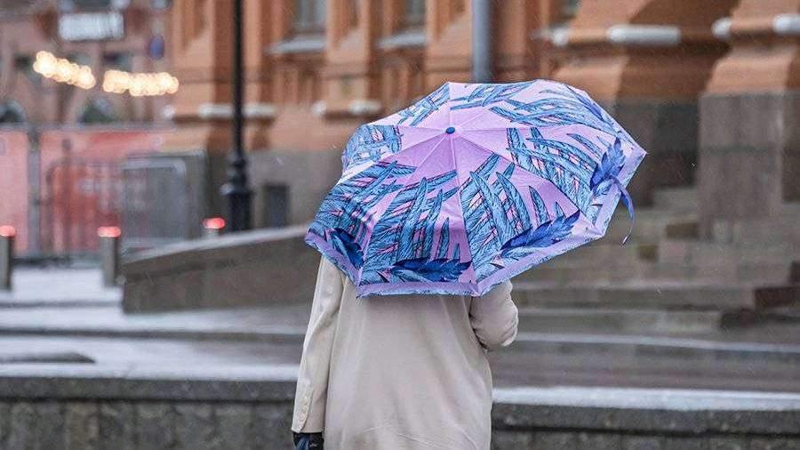 МЧС по Москве предупредило об очень сильном дожде до утра субботы