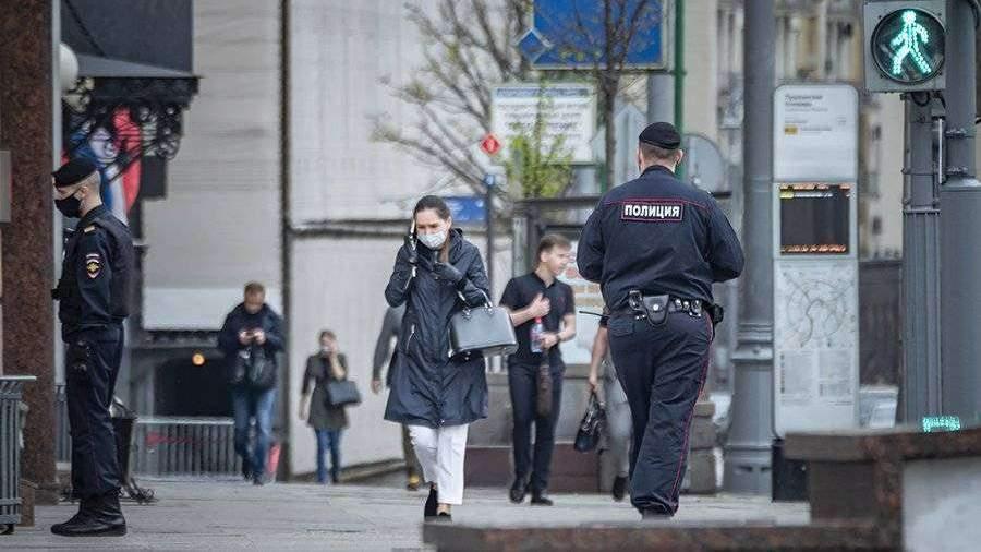 В Москве второй день происходит снижение индекса самоизоляции