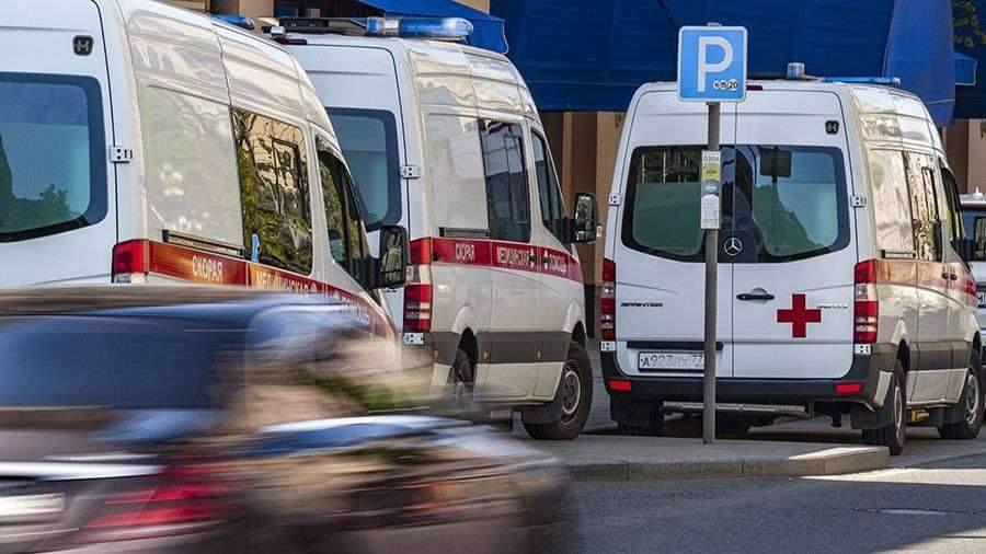За сутки в России умерли 93 пациента с подтвержденным COVID-19