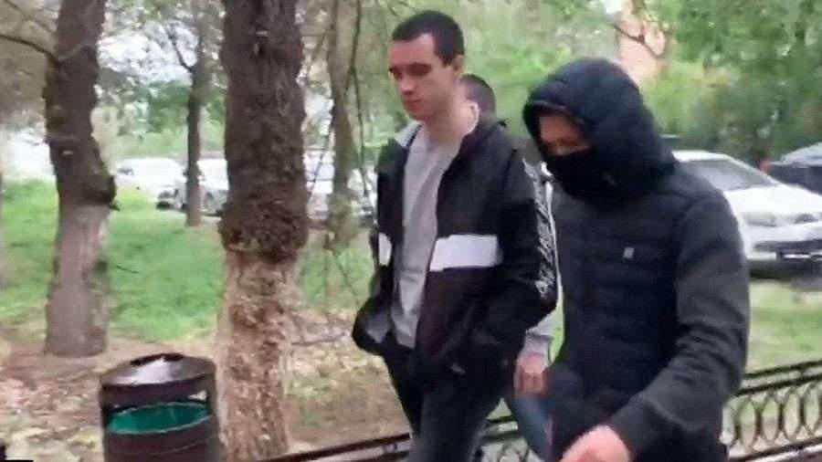 Появилось видео допроса разместивших фото нацистов на сайте «Бессмертного полка»