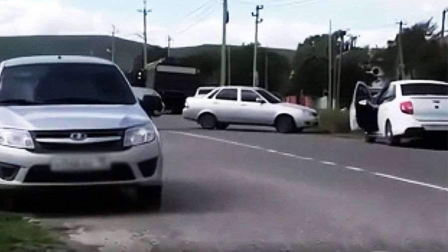 Источник сообщил о завершении боестолкновения в Сунже