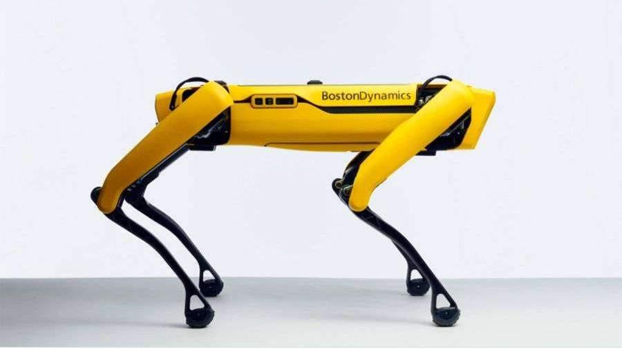 Робот-собака от Boston Dynamics впервые поступил в прямую продажу