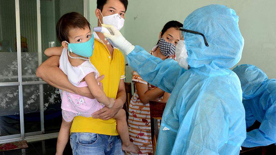 Во Вьетнаме зарегистрировали более заразный тип коронавируса
