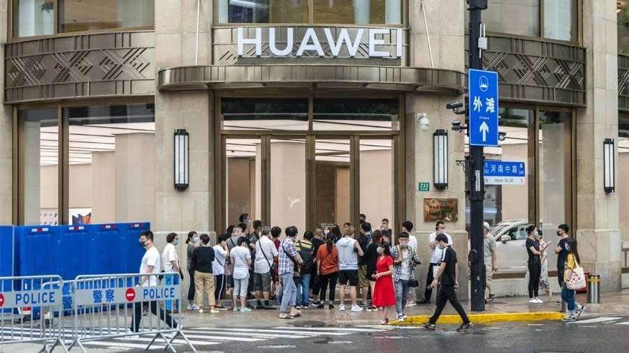 Huawei впервые обошла Samsung по продажам смартфонов