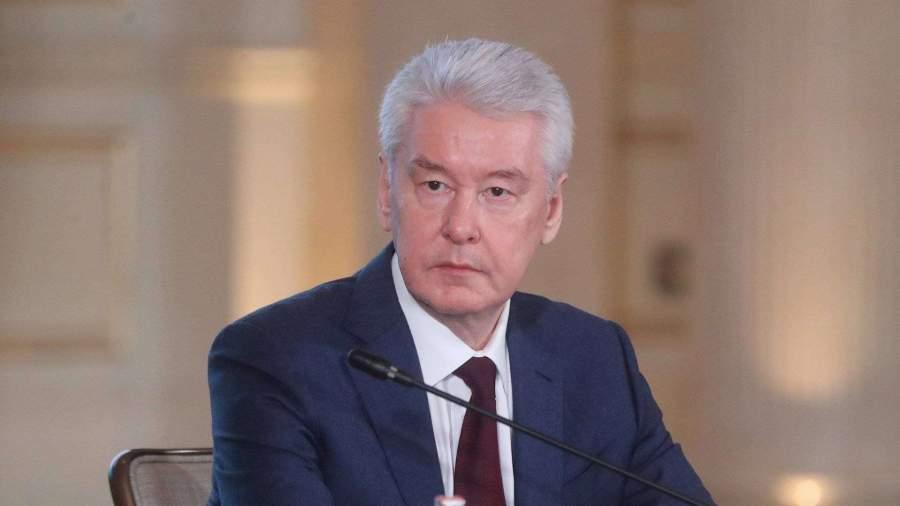 Собянин опроверг слухи о введении ограничений в Москве в сентябре