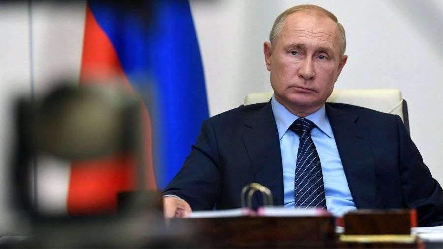 Путин поручил решить проблему химотходов в Иркутской области