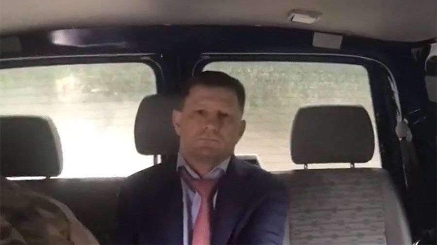 В правительстве Хабаровского края отреагировали на задержание Фургала