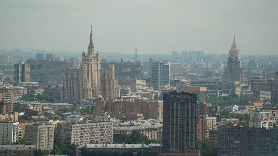 Синоптики рассказали о погоде в Москве 9 августа
