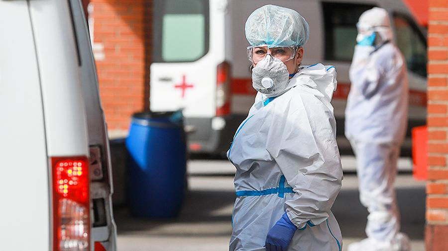 В России за сутки выявили 5204 случая коронавируса