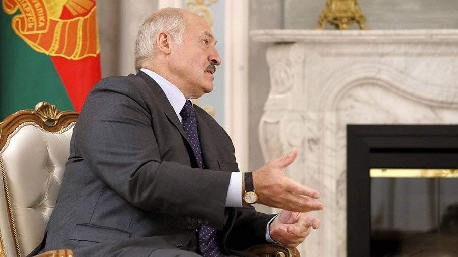 Лукашенко заявил об отсутствии давления со стороны Путина