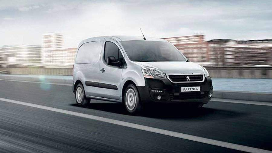 Экстерьер Peugeot Partner