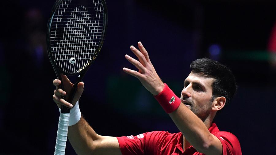 Novak Djokovic Apologized For The Incident At The Us Open Balthazar Korab