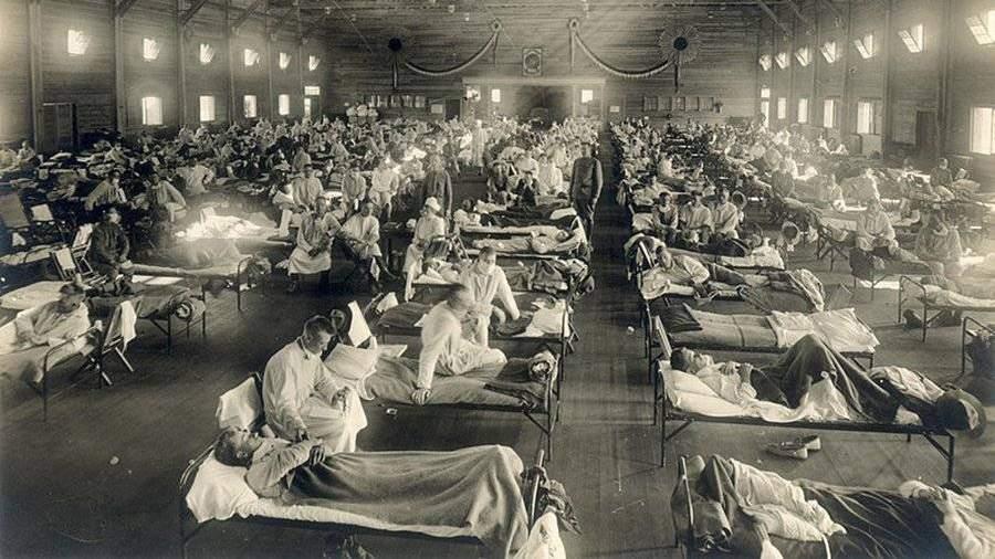 COVID-19 оказался смертоноснее испанского гриппа