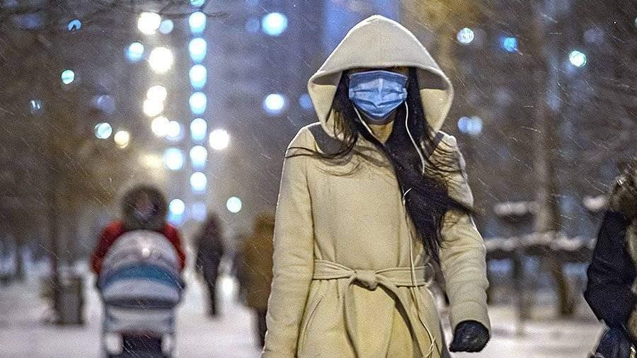 ВОЗ рекомендовала носить маски на улице   Новости   Известия   02.12.2020