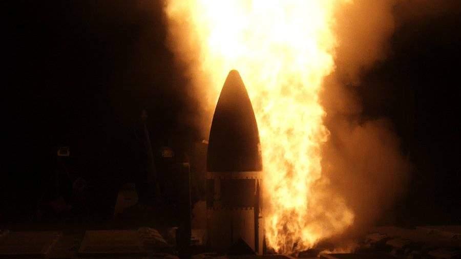 Эксперт рассказал о разработке в США способных сбивать спутники ракет