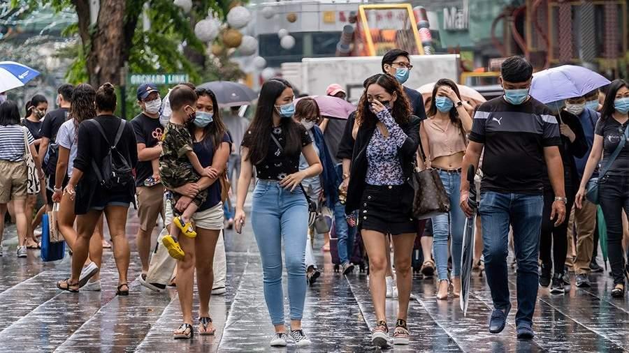 20201121 zaa s197 236%205 Сингапур назвали самой безопасной страной в период пандемии COVID-19