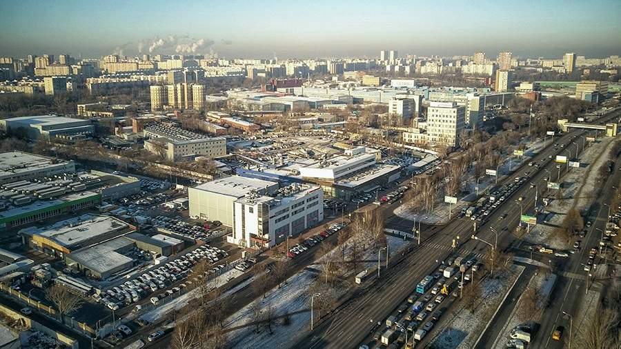 549718 В Москве благоустроят семь участков бывших промзон