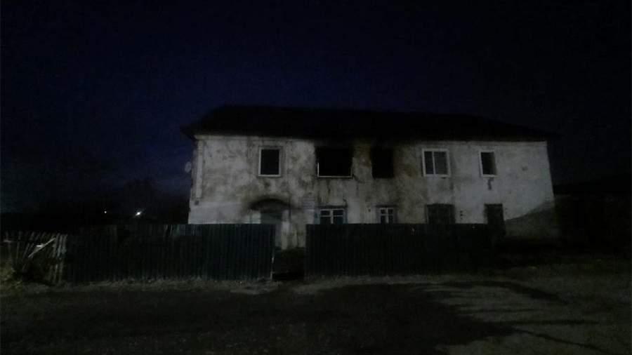 D3DE45FF 8686 42D9 A061 2A1AD0C3C54A%204 СК возбудил дело после гибели трех детей при пожаре в Хакасии