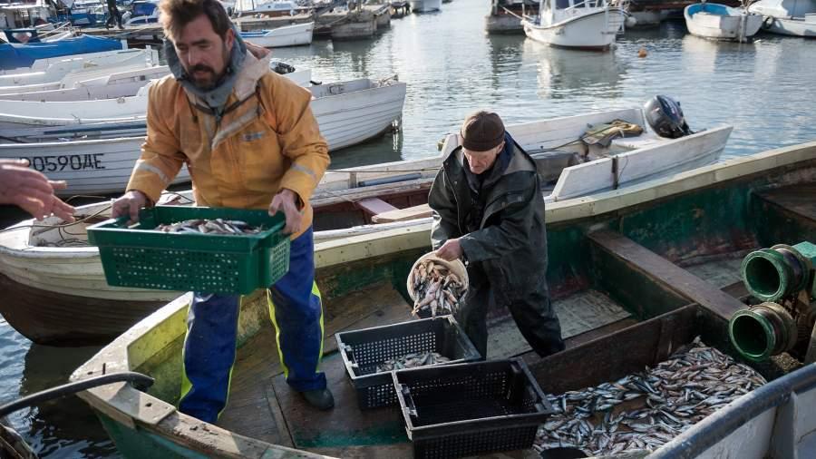 RIAN 3264539.HR .ru Правительство компенсирует рыбакам до 30% затрат на топливо