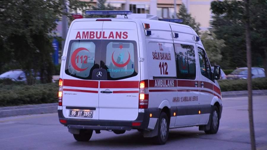 Число пострадавших россиян в ДТП в Турции возросло до 26 человек