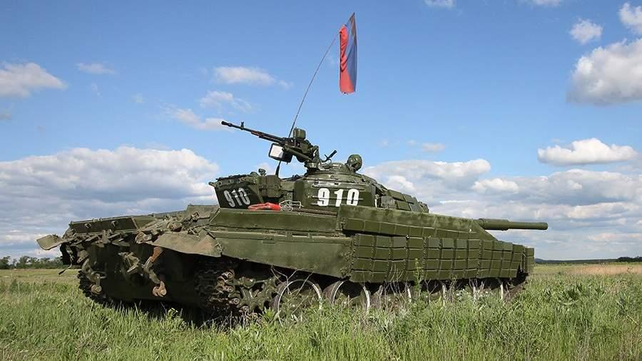 TASS 39904630 Глава ДНР оценил вероятность возобновления войны в Донбассе