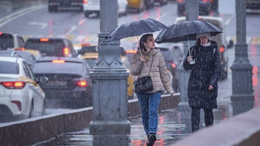 KKP4062 В Москву вернутся заморозки и мокрый снег
