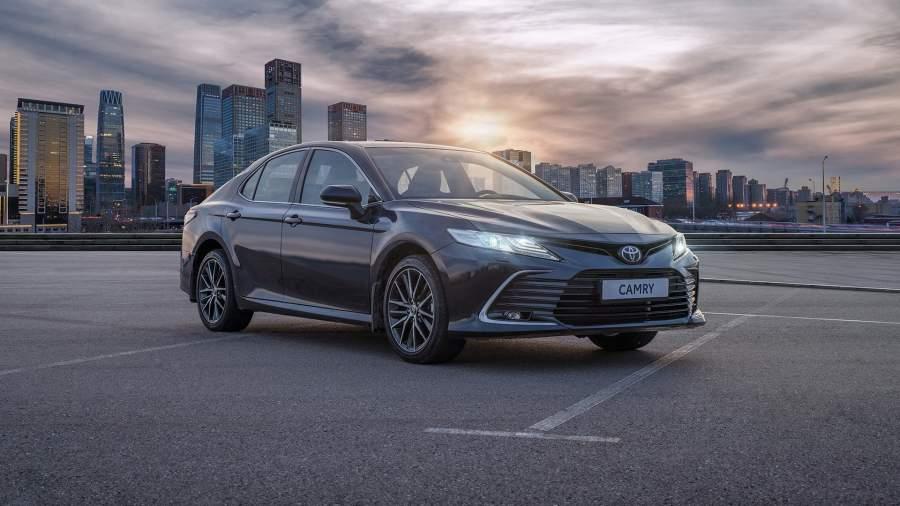 b7a3c7c7 f129 4fcd 9509 51d79728fab8 В России начались продажи обновленного седана Toyota Camry