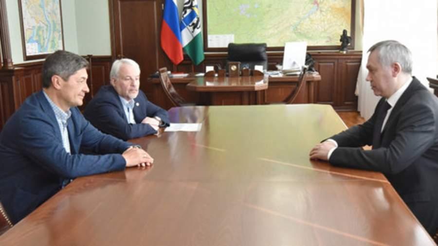 large mart Андрея Мартемьянова утвердили на пост главного тренера ХК «Сибирь»