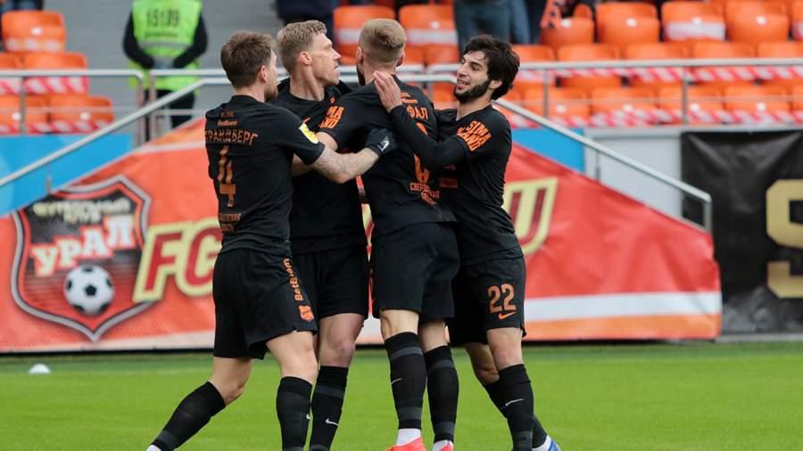 pobeda «Урал» обыграл «Арсенал» со счетом 2:0 в матче «Тинькофф РПЛ»