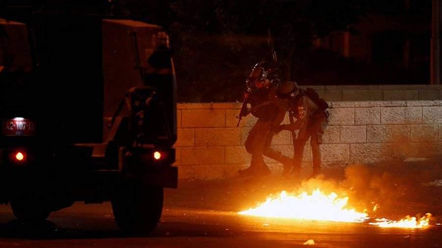Число раненных при столкновениях в Иерусалиме выросло до 395