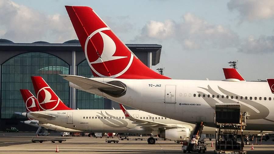 Авиасообщение с Турцией может возобновиться с июля
